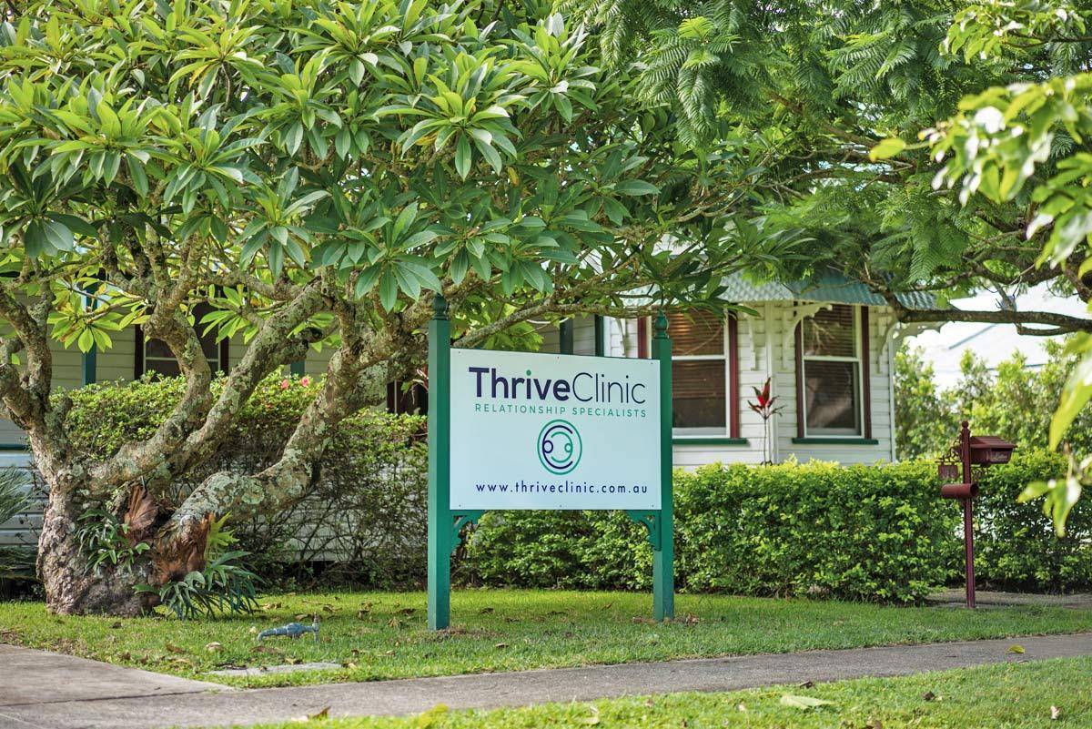 Thrive Clinic Exterior, 138 Dalley St, Mullumbimby