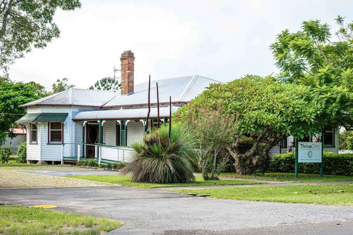 Welcome to Thrive Clinic Mullumbimby. Counselling Services in Byron Bay Shire specialising in relationship therapy