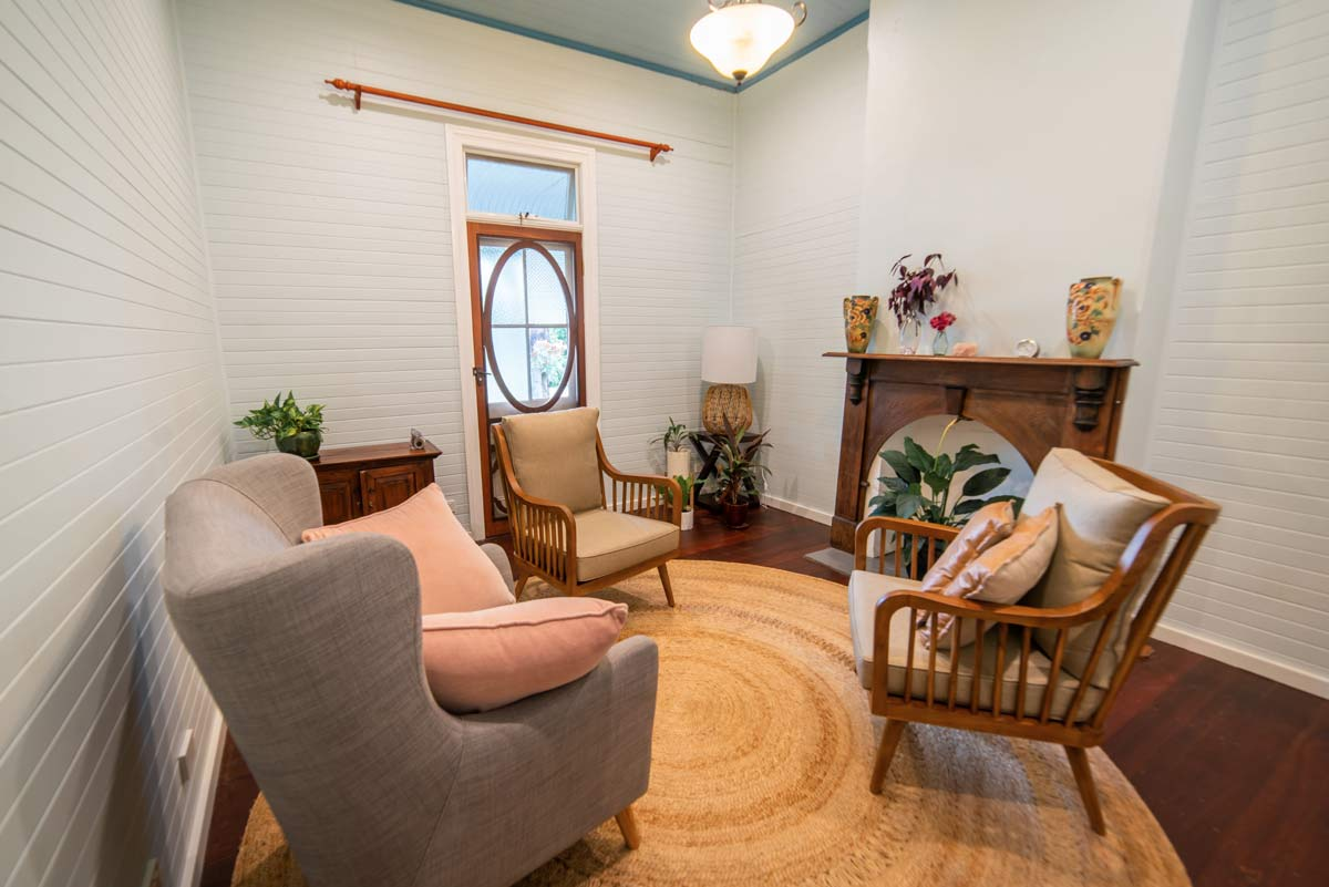 Thrive Clinic Therapy Room